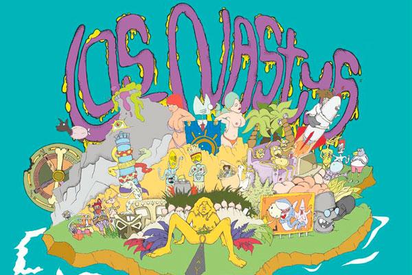 Los Nastys – La isla de los cuadrados mágicos (Warner, 2014)