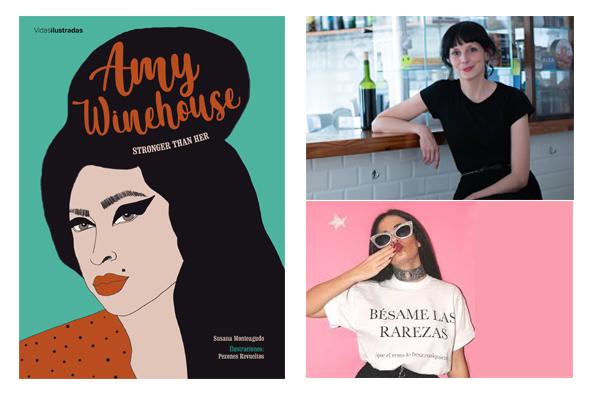 Susana Monteagudo - Amy Winehouse. Stronger than her (Planeta de Libros)
