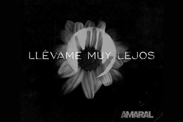 """""""Llévame muy lejos"""", el nuevo videoclip de Amaral"""