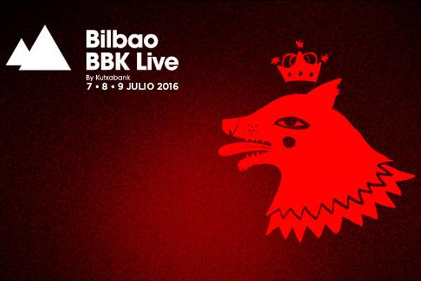 Más de 100.000 asistentes en el Bilbao BBK Live 2016