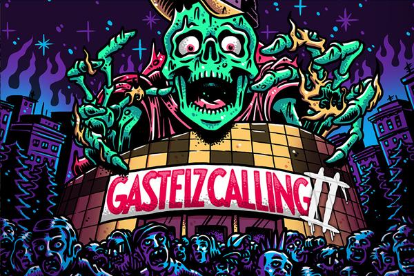 Gasteiz Calling celebra su segunda edición con un cartel de lujo