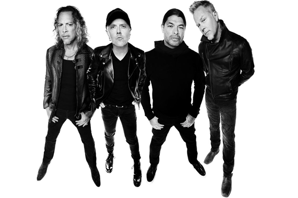 Metallica preparan nuevo disco… ¡y documental!