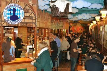 calle cervecera oktoberfest 2016