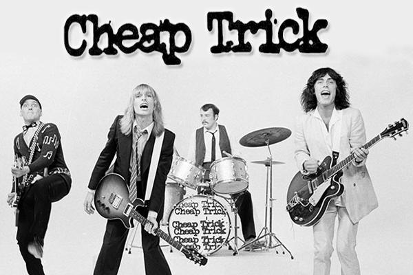 Cheap Trick, confirmados para el Azkena Rock Festival 2017