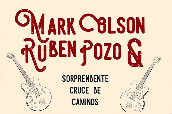 Rubén Pozo y Mark Olson, juntos pero no revueltos