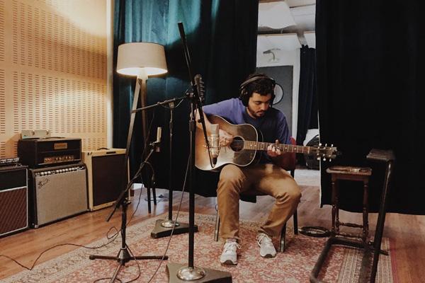 """Samu del Río: """"No quería que mi disco tuviera aroma a cantautor"""""""