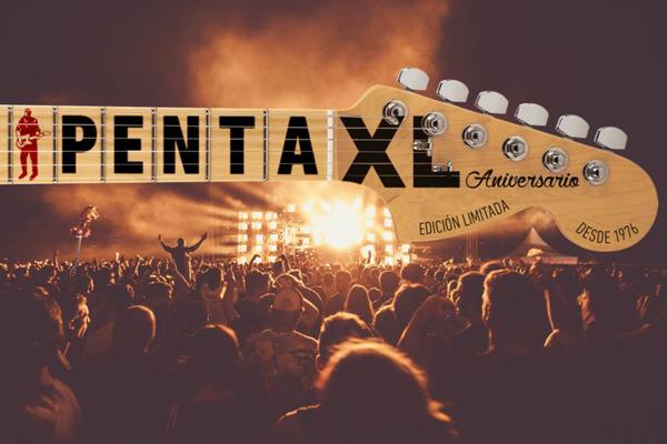 Penta XL: La gran fiesta del pop español