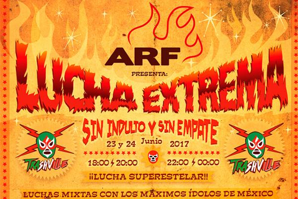Lucha mexicana, la nueva apuesta del Azkena Rock 2017