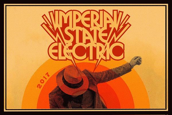 Nueva gira española de Imperial State Electric