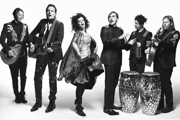 Arcade Fire en Madrid y Barcelona