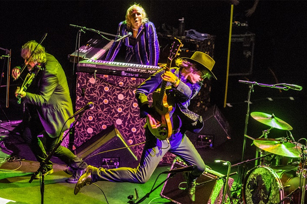 The Waterboys: November tale in Madrid