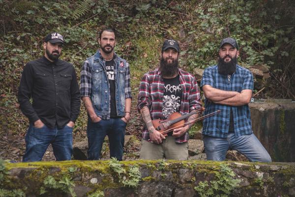 Moonshine Wagon se embarcan en una nueva gira europea