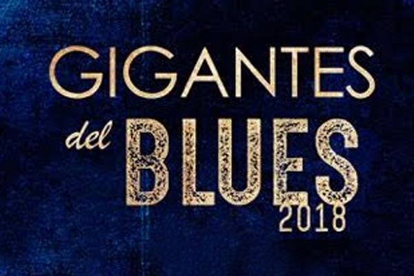 Segunda edición del festival Gigantes del Blues 2018