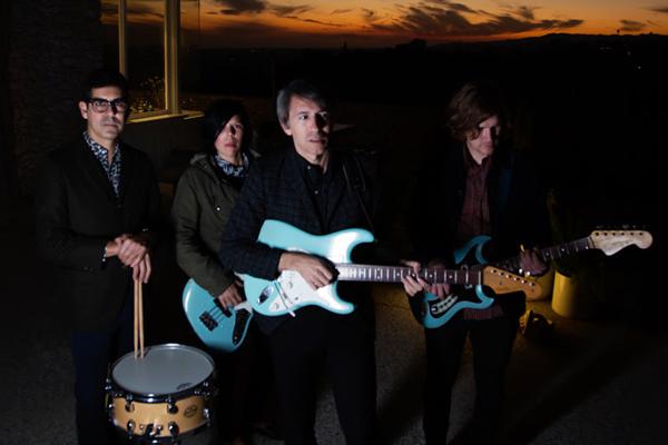 """""""Blue Motel"""", lo nuevo de Bart Davenport & The Bedazzled"""