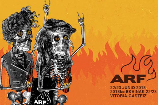 Azkena Rock Festival desvela sus horarios y distribución de artistas por escenarios