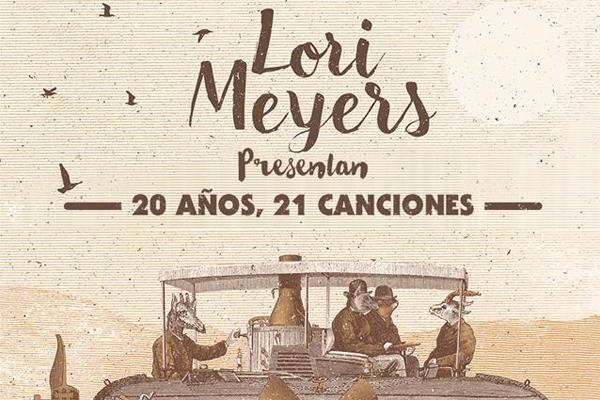Lori Meyers cumplen 20