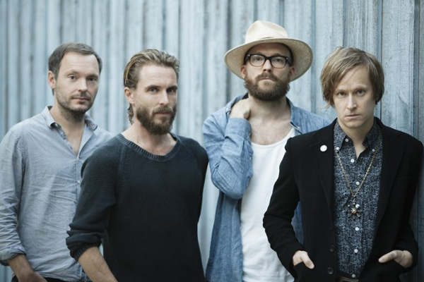 Refused, confirmados para el Gasteiz Calling