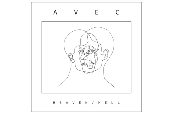 "AVEC lanza su segundo LP, ""Heaven/Hell"""
