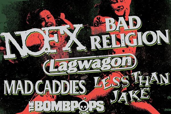 Punk in Drublic Music Festival trae el mejor punkrock de los 90 a Madrid, Barcelona y Vitoria