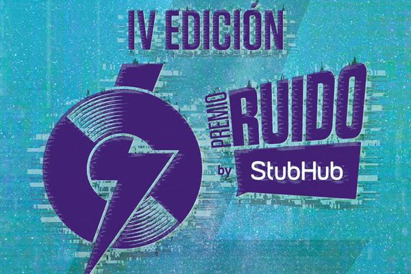 Premio Ruido by StubHub, en busca del mejor disco de 2018