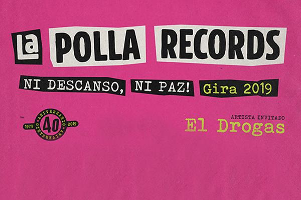 La Polla Records anuncia segunda fecha en Barcelona tras agotar en Bilbao