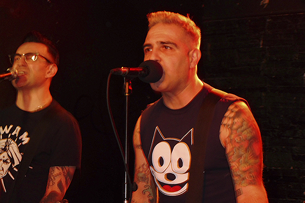 Punkrock Confidencial: The Queers + The Manges + Maniac en Wurlitzer Ballroom
