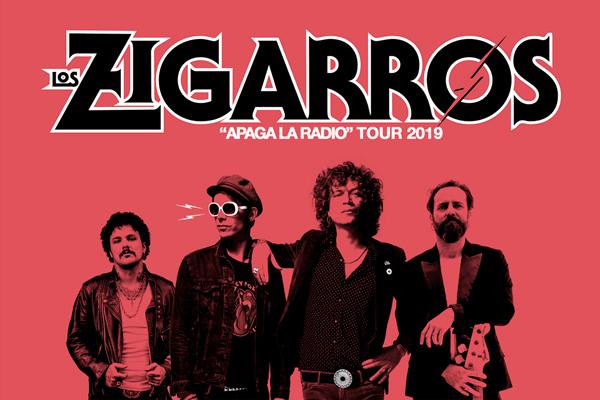 """Los Zigarros comienzan la gira """"Apaga la radio"""" con sold out en Madrid"""