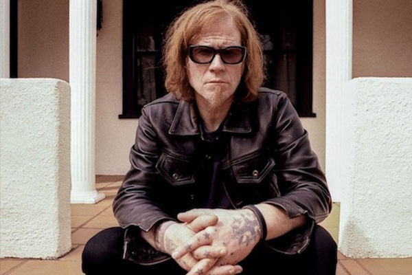 Mark Lanegan Band anuncia gira y disco