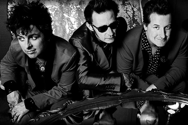 Green Day actuarán el 30 de octubre en Madrid
