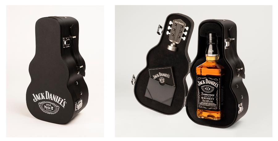 Estas Navidades, Jack Daniel's lanza el regalo más rockero