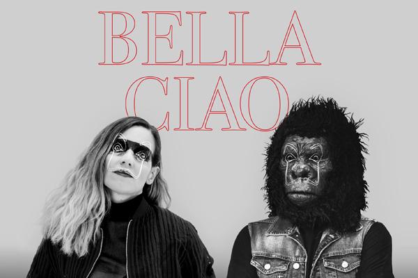 """ELYELLA se unen a la resistencia y lanzan el remix del """"Bella Ciao"""" de """"La Casa de Papel"""""""