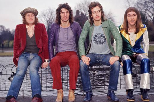 """Cum on feel the hitz"", el recopilatorio definitivo de Slade"