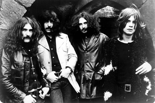 """Black Sabbath celebran el 50 aniversario de """"Paranoid"""""""