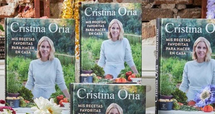 Cristina Oria – Mis recetas favoritas para hacer en casa (Espasa, 2020)