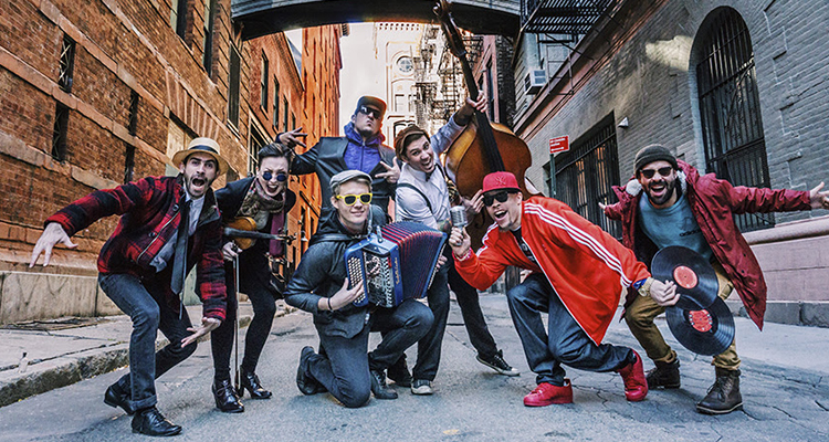 Speakeasy Streets, swing y hip hop desde Brooklyn