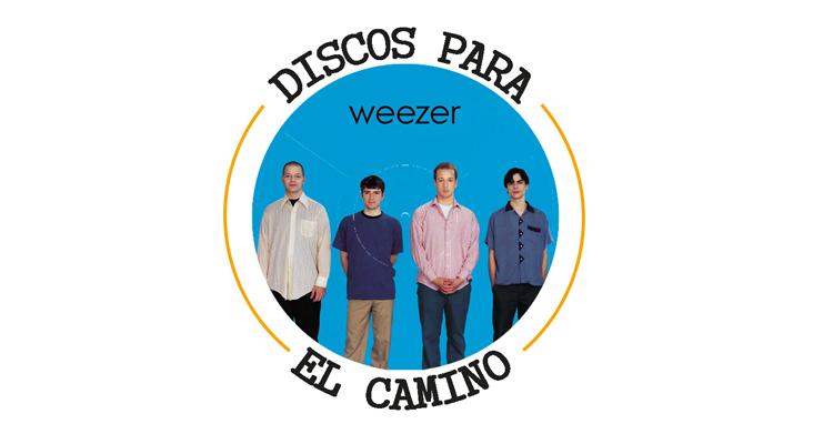 """Discos para el Camino: """"Weezer (The Blue Album)"""" de Weezer"""