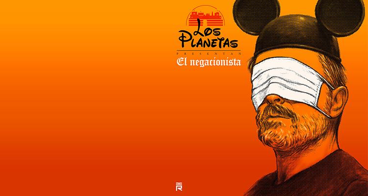"""""""El Negacionista"""": Los Planetas niegan la mayor"""