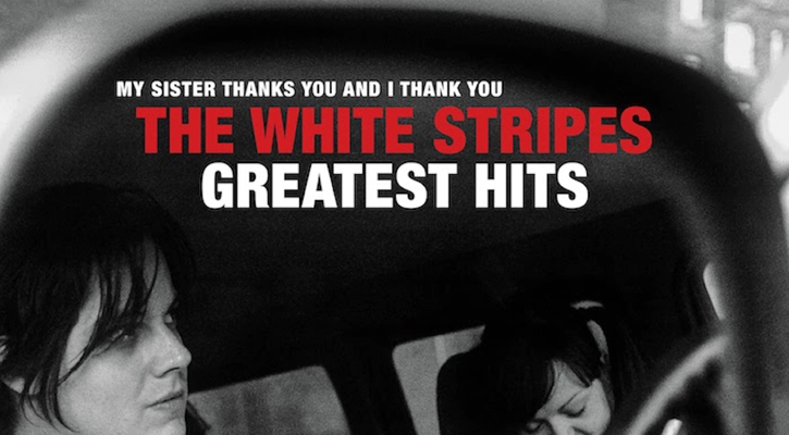 """Greatest Hits"", la primera antología oficial de The White Stripes"