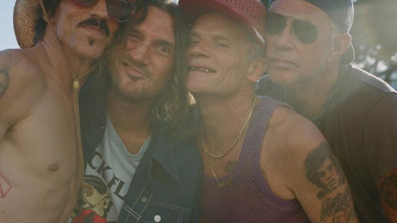 Red Hot Chili Peppers anuncian gira de estadios para 2022 con John Frusciante